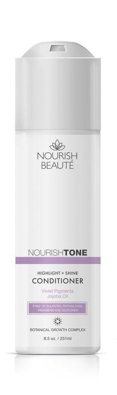 NourishTONE Highlight + Shine Conditioner