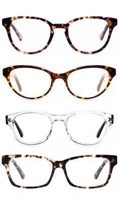 Óculos grau · The Top 4 Fashion Forward Glasses that work for Any Age    felix + iris Óculos 632d729231