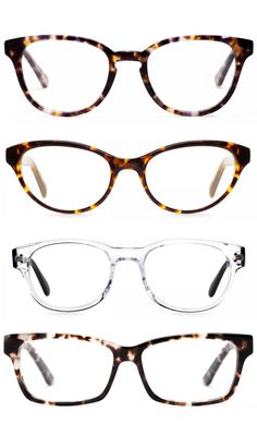 The Top 4 Fashion Forward Glasses that work for Any Age | felix + iris