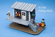 Ye Olde Fishing Shack   Flickr - Photo Sharing!