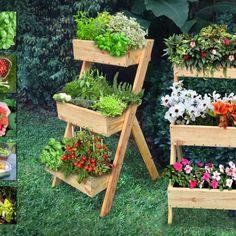 Huerta Vertical Mundo Garden : Jarrones y macetas de Mundo Garden