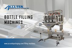 Accutek Packaging comprise an assortment of filling machines, making the tedious bottle filling task a convenient one. Filling System, Production Line, Packing Machine, Increase Productivity, Channel, Packaging, Bottle, Youtube, Flask