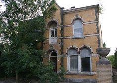 Jufferschans in IJzendijke - Visited before its destruction