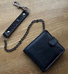 HARLEY Bikers Wallet with Chain