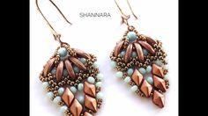 Tutorial degli orecchini Shannara