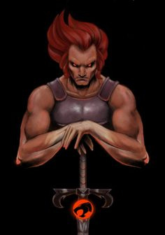 Lord Of The Thundercats [Repainted] by ~TybaArts