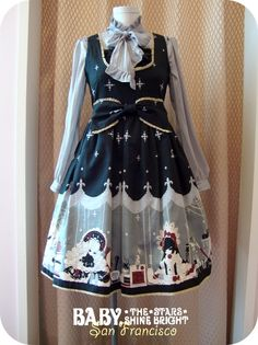 Want so bad! 109P216 Marionette in Closet Room JSK I $280