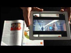 Aurasma w kampanii Orange