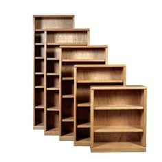 "Forest Designs 48"" Standard Bookcase Finish:"