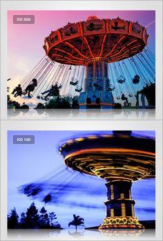 ISO Speed vs. Motion Blur