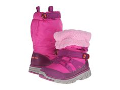Stride Rite Made 2 Play Sneaker Boot (Toddler/Little Kid) Pink - Zappos.com Free Shipping BOTH Ways