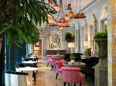 Ham Yard Hotel - Condé Nast Traveler