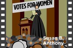Susan B. Anthony Lesson Plans and Lesson Ideas | BrainPOP Educators