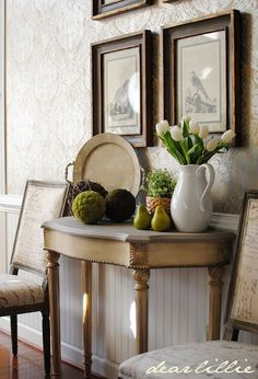 Look Over This French Country Living; Fresh & Traditional Design The post French Country Living; French Country Living Room, French Country Farmhouse, French Country Style, French Cottage, Country Bedrooms, Rustic French, Country Art, Decoration Hall, Decoration Shabby