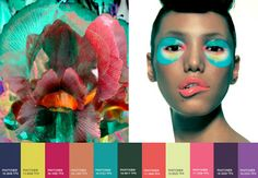 WGSN Colour Direction SS 2014 love these colors! 2014 Fashion Trends, 2014 Trends, Summer Trends, Summer 2014, Spring Summer, Spring 2014, Fashion Network, Fashion Forecasting, Colour Pallette