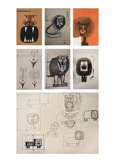 Revista Convergencias // Artigo - Design gráfico e processo criativo: o caso de Sebastião Rodrigues