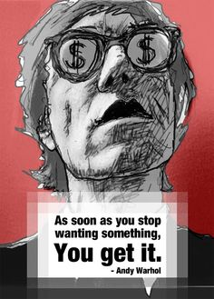 famous, quotes, sayings, wise, andy warhol
