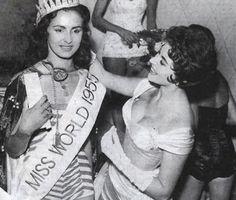 CRONISTA OFICIAL DE CARORA: Susana Duijm:  60 años de nuestra primera Miss Mun...