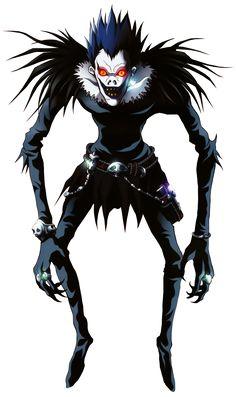 Death Note  Shinigami Ryuk