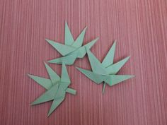 How To Make a Paper Marijuana - Origami Cannabis  Flower