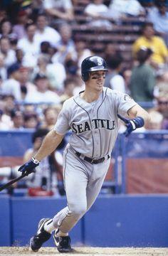 Tino Martinez, Mariners First Baseman, 1990-1995