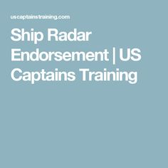 Straight forward USCG approved captain's license courses that work. Earn your Captains License. Training, Ship, Work Outs, Ships, Excercise, Onderwijs, Race Training, Exercise, Studying