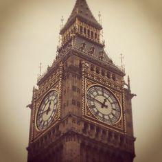 London Big Ben, Scenery, London, Landscape, Paisajes, London England, Nature