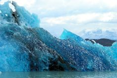 Upsala.  Hope I get to see some glaciers.