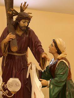 Museo de la Semana Santa de Andorra. La Veronica.