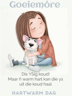 Goeie More, Afrikaans Quotes, Good Morning Quotes, Smurfs, Disney Characters, Fictional Characters, Disney Princess, Fantasy Characters, Disney Princesses