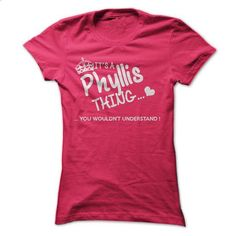 Its a Phyllis Thing - #sweaters for fall #chunky sweater. SIMILAR ITEMS => https://www.sunfrog.com/Funny/Its-a-Phyllis-Thing-8624874-Ladies.html?68278