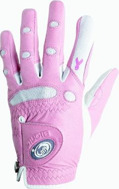 Bionic Women's Classic Breast Cancer Awareness Pink Golf Glove, Medium I could not finish a post on my blog for Mobility and Daily Living Aids without adding this special pink Ladies Golf Glove that supports Breast Cancer. Perhaps you know a Breast Cancer Survivor who plays Golf and would like to give and show support