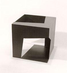 esculturas-jorge-oteiza                                                                                                                                                                                 Más Shadow Architecture, Religious Architecture, Architecture Design, Architecture Mapping, Architecture Models, Abstract Sculpture, Sculpture Art, Art Cube, Sculptures Céramiques