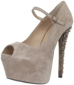 Betsey Johnson Women's Belll Open-Toe Pump,Taupe Suede,8.5 M US Betsey Johnson,http://www.amazon.com/dp/B007XONZ9O/ref=cm_sw_r_pi_dp_zZG2rb1RB13064Z2
