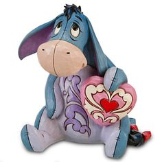 ''You Are Loved'' Eeyore Figurine by Jim Shore | Figurines & Keepsakes | Disney Store I WANT THIS SO BAD