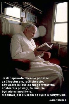 April John Paul II becomes a Saint! Loved him! Pope John Paul Ii, Paul 2, Jesus Loves Me, God Jesus, Christian Life, Motto, Love Him, Catholic, Spirituality