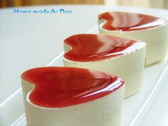 White Chocolate Cheesecake with Raspberry filling
