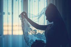 With a veil, you're a bride!   By B-roll Studio   #wedding #weddingphotography #weddingphoto #weareinpuglia #weddingphotographer #bride #groom #love #loveit #brollstudio #veil