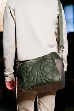 840ea865480 Bottega Veneta Spring 2016 Menswear - Details - Gallery - Style.com  Messenger Bag Men