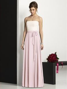 After Six Bridesmaids Style 6677 http://www.dessy.com/dresses/bridesmaid/6677/?color=fuchsia&colorid=17#.UryKG44o62c