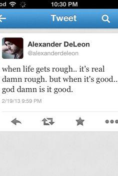 Alexander Deleon ❤