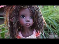 Luz para as luzes: As preciosas e belas  Bonecas Negras