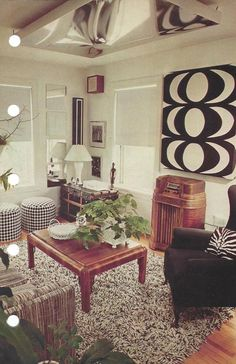 Style Time Capsule: Decorating Advice from 1975 | Apartment Therapy