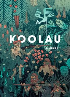 Check out this @Behance project: u201cKoolauu201d https://www.behance.net/gallery/47497155/Koolau