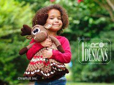Hey, j'ai trouvé ce super article sur Etsy, chez https://www.etsy.com/fr/listing/199224093/crochet-pattern-eh-moose-snuggle-blankey