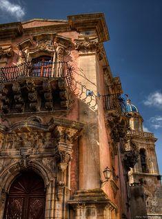 Passeggiando per Ragusa Ibla, Ragusa Ibla, Sicily