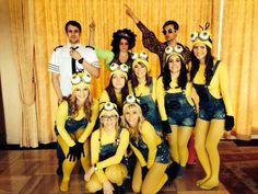 Minion Group Costume