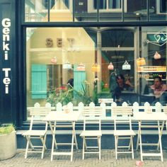 Set Cafe The Hague - by Hipaholic http://instagram.com/hipaholic