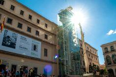 Sophia Reina Modern Art Museum in Madrid Spain #RogersinSpain carissa rogers goodncrazy #starburst magical FStop22