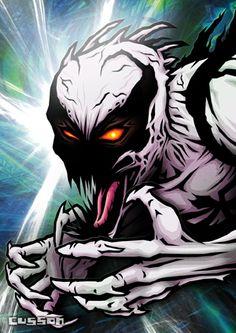 #Anti #Venom #Fan #Art. (Anti-Venom) By: Cussoncheung. (THE * 5 * STÅR * ÅWARD * OF: * AW YEAH, IT'S MAJOR ÅWESOMENESS!!!™)[THANK U 4 PINNING!!!<·><]<©>ÅÅÅ+(OB4E)